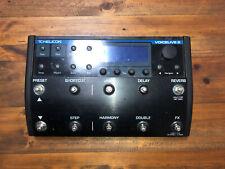 TC Helicon VoiceLive 2 Vocal Processor Multi Effects Pedal Unit Vocals/Guitar