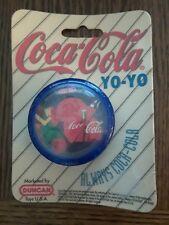 Vintage, Coca Cola, Advertisement, Red, Duncan YO-YO, 1994 NIP Always Coca Cola