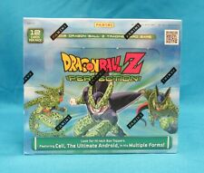 Panini Funimation 2016 Dragon Ball Z  Perfection Card Game Booster Box Sealed