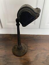 Vintage Metal Bankers Lamp Desk Light Antique