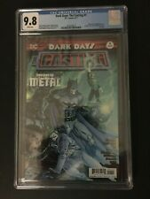 Dark Days The Casting #1 CGC 9.8 1st appearance Foil Cover Not CBCS