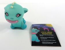 Kidrobot City Cyrptid Dunny Series Loch Ness Monster Figure New