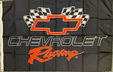 3x5' Chevy Racing Cross Checks Flag