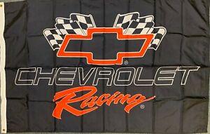 3x5' Chevy Racing Cross Checks Flag