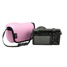 Purple camera case f Sony A6000 A5100 A5000 NEX-3N 16-50mm Lens JJC OC-S1PE NEX3