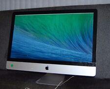 "Apple iMac A1312 27"" Desktop MC813LL/A 2011 Core i5 2.7GHz, 8GB, 1TB, OS 10.9"
