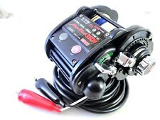Miya Epoch 350H 2-Speed Electric fishing reel +Used PE line Good condition !!