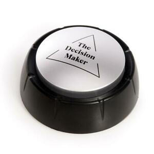 The Decision Maker Button