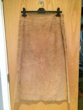 Boden Patternless Calf Length A-line Skirts for Women