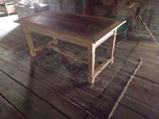 großer Tisch Weichholz um 1800