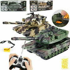 Ferngesteuerter RC Panzer 2.4G ank Panzer Spielzeug 1:32 Militär-Fahrzeug Modell
