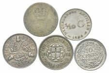 SILVER Collection Great Britain/Australian/New Zealand/Canada World Coin *461