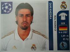 Panini 218 Sami Khedira Real Madrid UEFA CL 2011/12