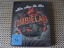 Blu Steel 4 U: Zombieland : Ltd Ed Steelbook German Release Sealed Region Free