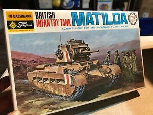 FUJIMI 1/76 SCALE BRITISH  TANK PLASTIC MODEL KIT NOS #0763