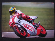 Photo Fortuna Honda Gresini NSR250 2002 #4 Roberto Rolfo (ITA) Dutch TT Assen