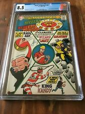 House of Mystery #160 CGC 8.5 1st Silver Age App Plastic Man, Intro Marco Xavier