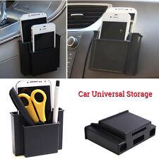 Car Auto Storage Pouch Bag Store Phone Charge Box Cigarette Holder Card Box Case