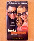 Lucky Numbers John Travolta Lisa Kudrow VHS 2001 NEW