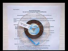 PEGELMESSBAND  320 nWb/m 19 cm/s - Reference level tape 320 nWb/m 7.5 ips
