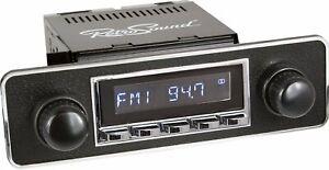 1959-66 Volvo PV544 Laguna Radio RetroSound RetroRadio AUX