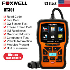 Foxwell NT301 Auto OBD2 Scanner Code Reader Car Check Engine Diagnostic Tool New