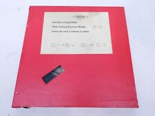 Wespa 100 Ft X 34 X 032 X 14 Tpi Metal Cutting Bimetal Bandsaw Blade Coil