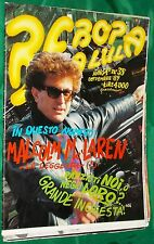 Be Bop a Lula anno III n.35 edizioni G. Vincent del 1989