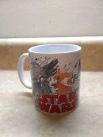Zak! Designs Star Wars Coffee Mug Cup Darth Vader Bobba Fett Storm Trooper