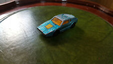 vintage matchbox saab sonett lll no 65 1973 in blue opening boot 2 door coupe