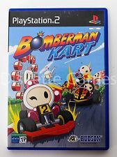 BOMBERMAN KART - PLAYSTATION 2 PS2 PLAY STATION 2 - PAL ESPAÑA
