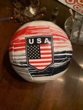 New Team Usa Us Women's National Uswnt Soccer Ball Size 5 Icon S70 official