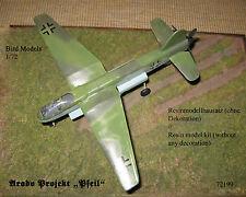 """Arado Projekt """"Pfeil""""      1/72 Bird Models Resinbausatz / Resin kit"""