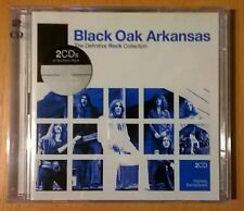 BLACK OAK ARKANSAS The Definitive Rock Collection (2CD neufs/mint)