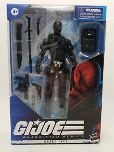 G.I. Joe (Classified Series) Snake Eyes (# 02) Hasbro 2020
