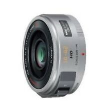 USED Panasonic LUMIX VARIO PZ 14-42mm f/3.5-5.6 Silver Excellent FREE SHIPPING