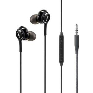 OEM Samsung Galaxy S10 AKG EarBuds 3.5MM Headphone Jack - FAST SHIPPING