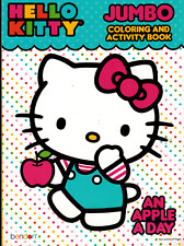 Coloring & Activity Book - Hello Kitty -