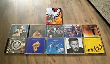 Robbie Williams & Take That CD Album Bundle + Live DVD- x10 CD's- Gary Barlow