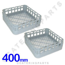 2 X Classeq Commercial Dishwasher Glasswasher Open Basket Tray 16 Pint Capacity