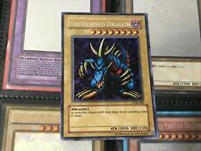 YUGIOH CARD: Tri-Horned Dragon LOB-000 Legend of Blue Eyes White Dragon **MINT**
