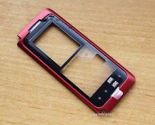Original Nokia e90 Front Cover (rouge, NEUF, 0251848)