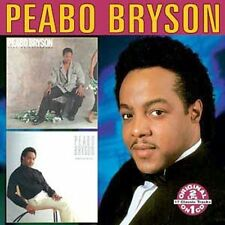 Straight from the Heart/Take No Prisoners CD Peabo Bryson Chaka Khan Duet