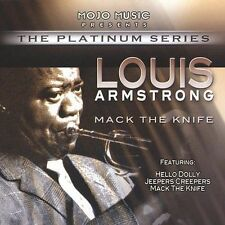 Louis Armstrong Mack The Knife CD ***NEW***