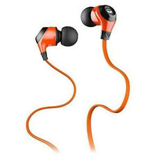Orange Set Replacement Comfort Soft Eartips Earbuds for Monster In-Ear Earphones