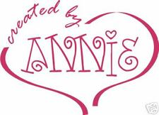 PERSONALIZED  CUSTOM MADE  HANDLE MOUNTED RUBBER STAMPS CRAFT SCRAPBOOKS C111