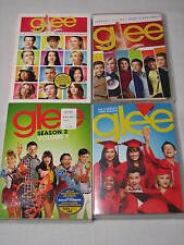 GLEE DVD Lot Complete 3rd Season / Season 1 Volume 1 & 2 / Season 2 Volume 1 LOT