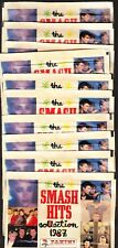 Panini: The Smash Hits Collection 1987...10 x Sealed Packet of Stickers: