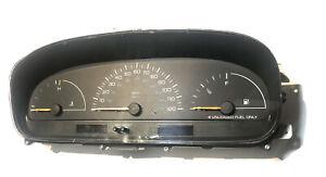2000-96 Dodge Caravan Instrument Cluster Speedometer Tachcometer black connector