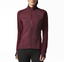adidas Supernova Storm Womens Running Jacket - Red
